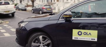 Ola is a new rival to Uber in London