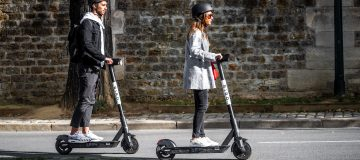 MPs have called on the government to legalise e-scooters in the UK, saying that they could offer a low-cost and environmentally friendly alternative to cars.