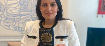 Priti Patel EU Settlement Scheme