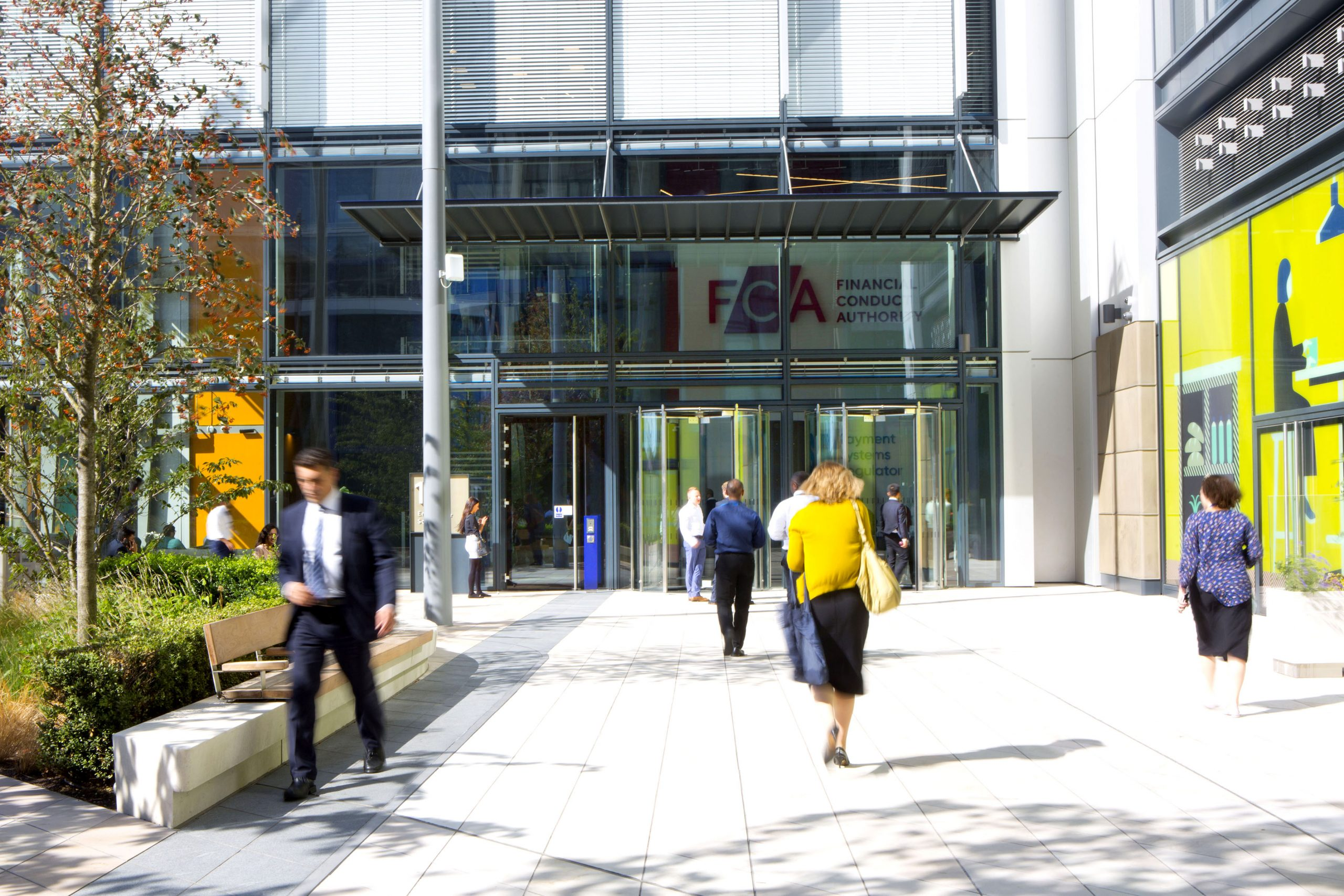 The FCA is seeking clarity on business interruption insurance