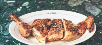 Working Lunch: Casa do Frango in Shoreditch is the posh Nando's of your dreams