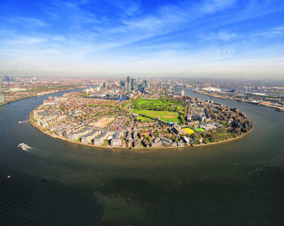 Focus on Isle of Dogs: Dog days are over for once-neglected peninsula