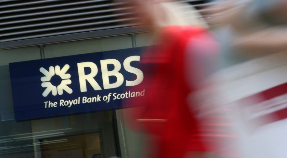 BRITAIN-BANKING-EARNINGS-BUSINESS-RBS-BREXIT