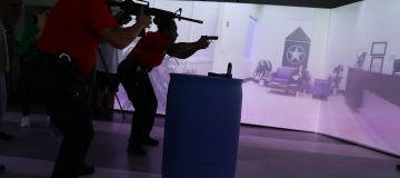 New Police Training Techniques Include Immersive Virtual Technology