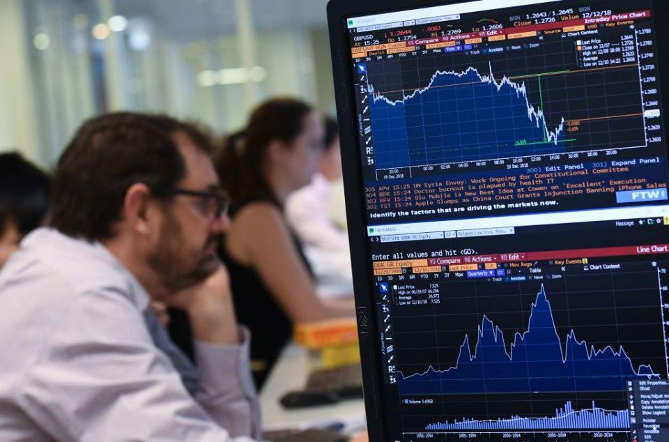 FTSE 100 in the red despite huge ECB coronavirus stimulus