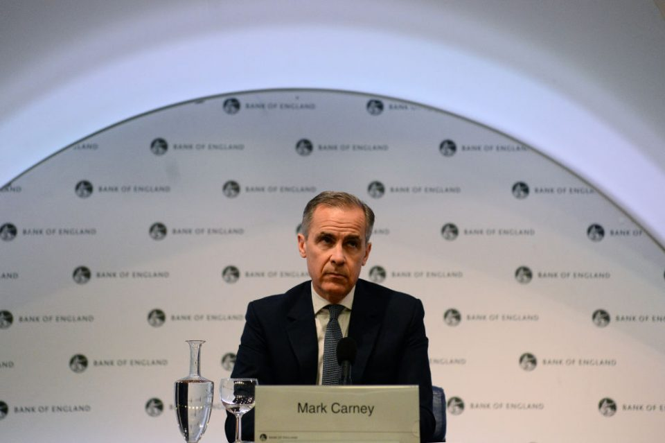 Bank of England governor slashed UK interest rates to 0.25 per cent today ahead of the Budget to try and contain the impact of coronavirus on the economy