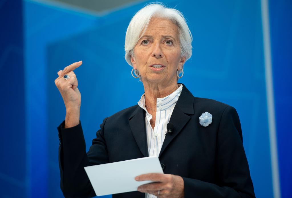 ECB's Christine Lagarde asked Eurozone to consider joint 'coronabonds'