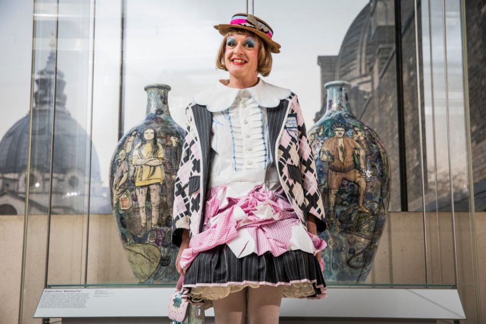 Brexit Pots By Celebrated British Artist And Potter Grayson Perry Acquired By V