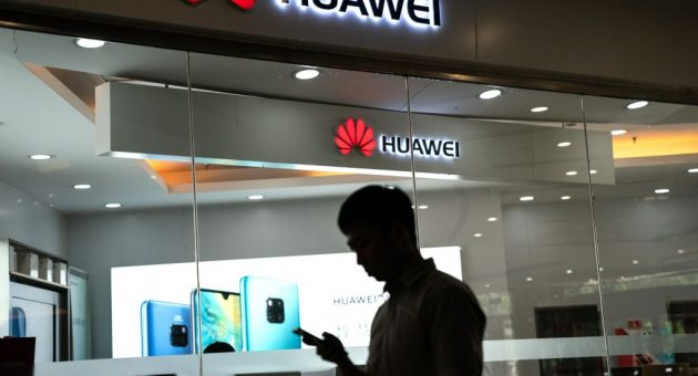 Security officials launch review into Huawei role in 5G network