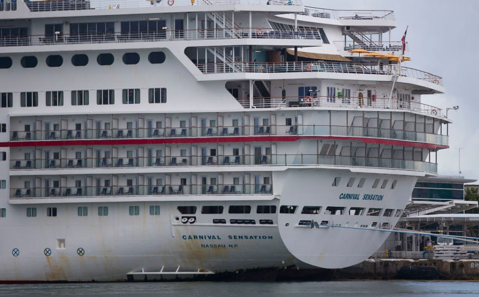 Princess owner Carnival suspends cruises for two months due to coronavirus