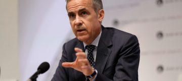 Coronavirus: Mark Carney warns of 'large economic shock'