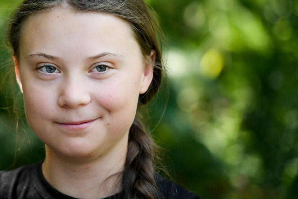 Swedish climate activist Greta Thunberg has trademarked her personal brand