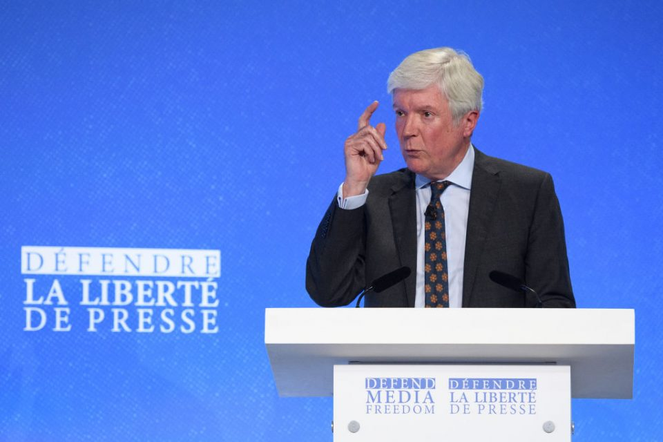 Global Conference On Press Freedom – Day Two