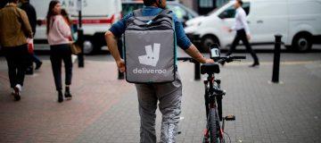 deliveroo sainsbury's