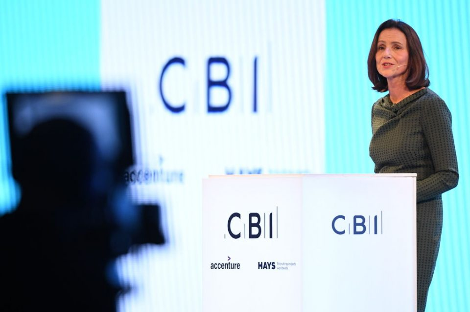 All Main Candidates For PM Address CBI Conference