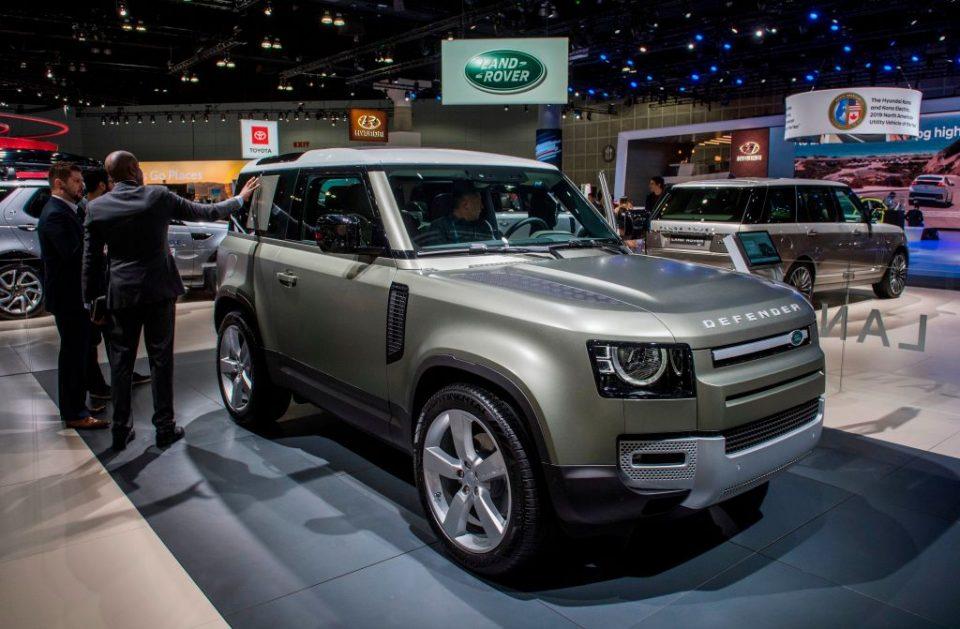 Coronavirus: Jaguar Land Rover halts production at all UK plants