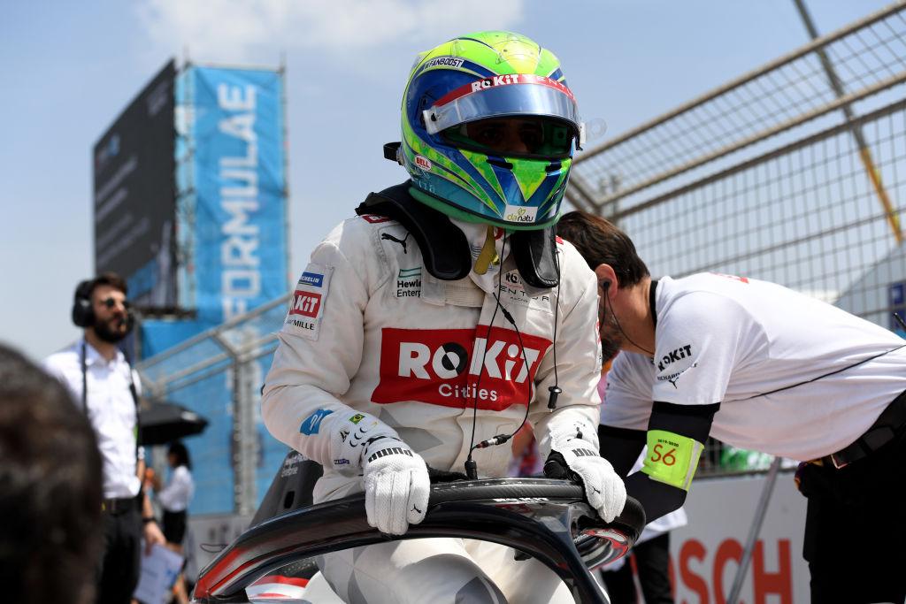 ABB FIA Formula E Championship - Santiago de Chile E-Prix