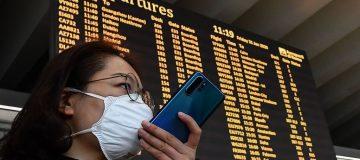 ITALY-CHINA-HEALTH-VIRUS-AVIATION-TRANSPORT