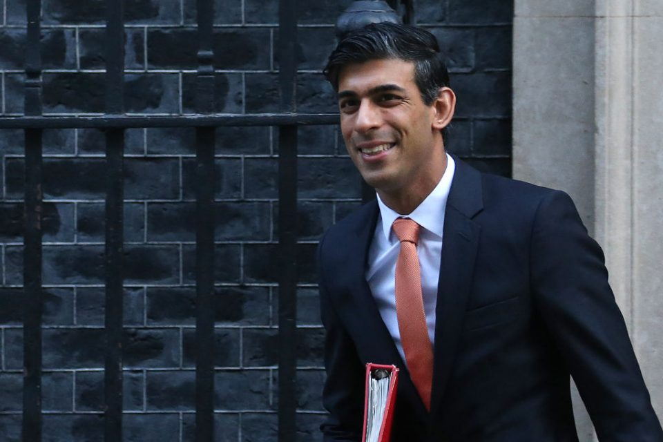 Chancellor Rishi Sunak is expected to tell employers today that they will have to start contributing to the government's massive furlough scheme which is paying the wages of millions of UK workers.