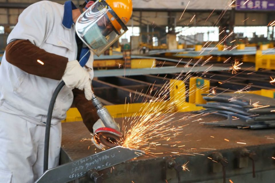 World Bank warns on Chinese growth even as factories bounce back