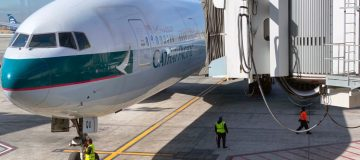 Cathay Pacific fined £500,000 over data protection breach