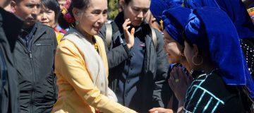MYANMAR-POLITICS