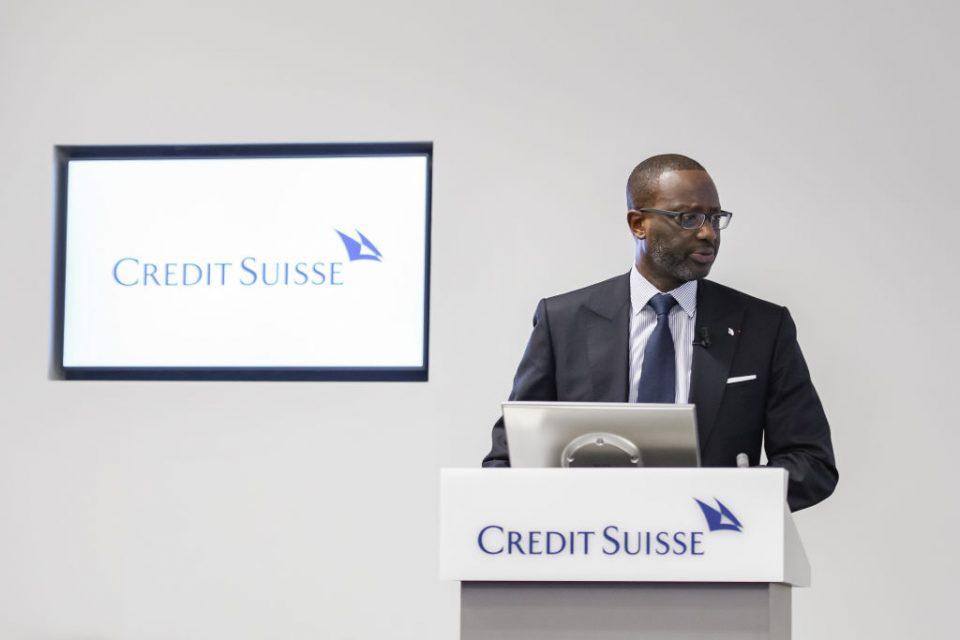 credit suisse thiam