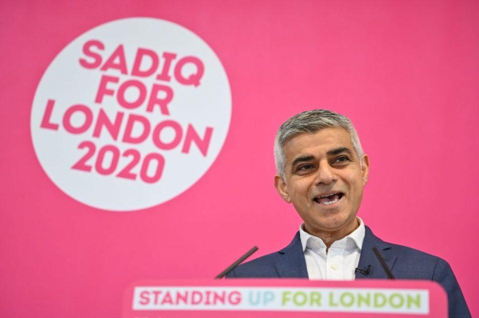 BRITAIN-POLITICS-LONDON-MAYOR-VOTE