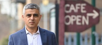 BRITAIN-POLITICS-LONDON-MAYOR-VOTE