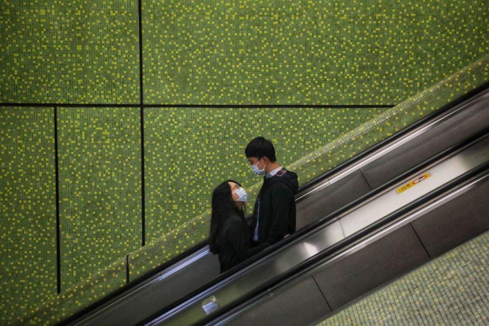 China and Hong Kong's private sectors hit record low amid coronavirus