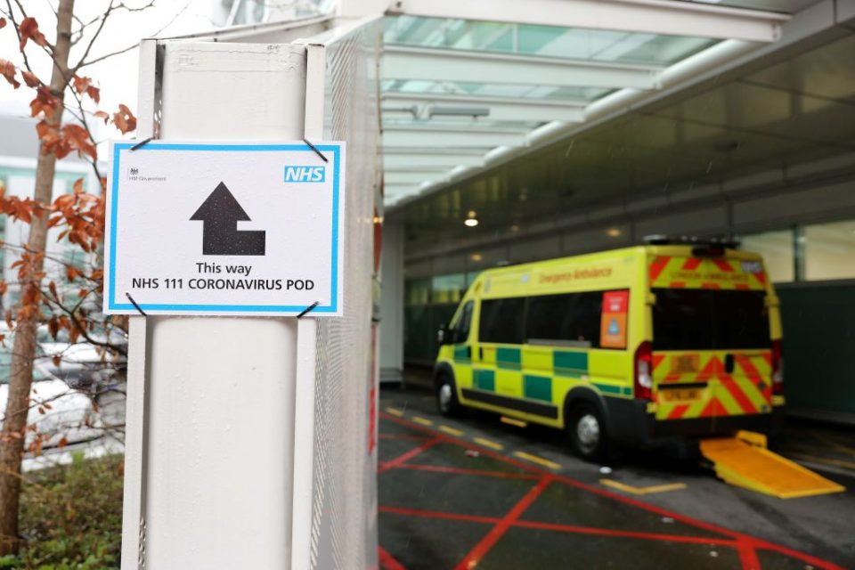 UK coronavirus cases increased again today as HSBC confirms Covid-19 case
