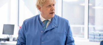 """Prime Minister Boris Johnson says the UK will see a """"significant"""" rise in coronavirus cases"""