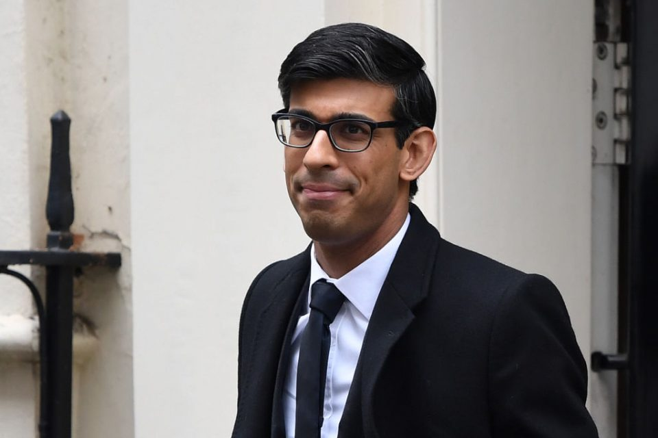 Chancellor Rishi Sunak has given a temporary holiday on mortgage payments