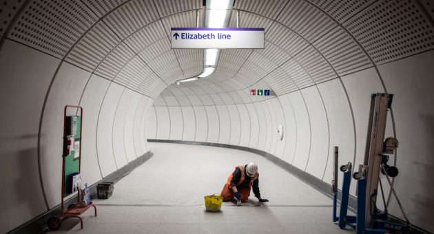 Crossrail Stations In Central London