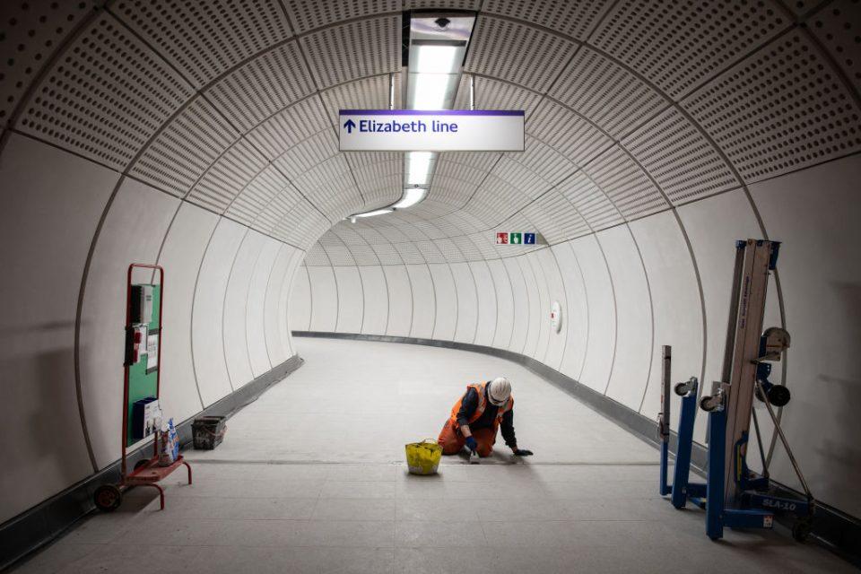 More Crossrail delays from coronavirus are 'inevitable'