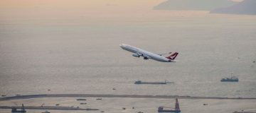 """Hong Kong's flag carrier Cathay Pacific has said that the """"unprecedented challenge"""" of coronavirus will see it suffer a substantial loss this year after the outbreak forced it to ground over half its fleet."""