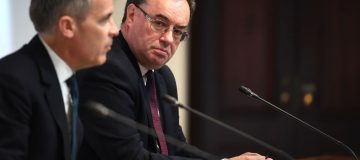 Andrew Bailey takes over with Bank of England battling coronavirus recession