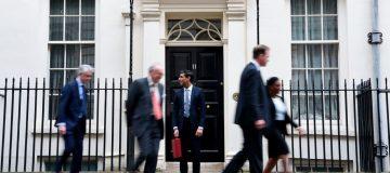 BRITAIN-POLITICS-ECONOMY-BUDGET