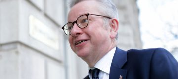 Michael Gove, the chancellor of the Duchy of Lancaster, said yesterday that the UK had reached 10,000 tests a day, which was the government's weekly target.