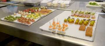 FRANCE-ECONOMY-FOOD-CATERING