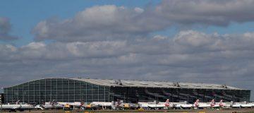 Heathrow boss to forego salary as coronavirus hammers airlines
