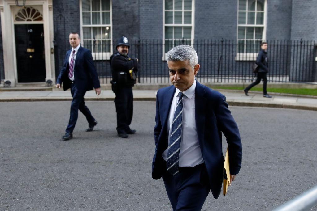 Sadiq Khan and Boris Johnson to discuss London coronavirus measures
