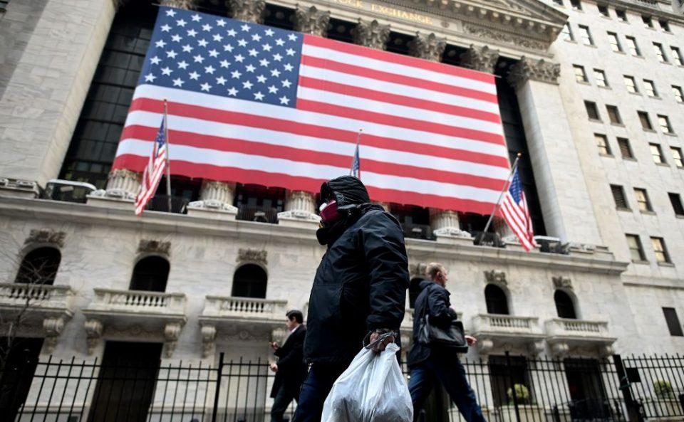 US stocks jump as Congress nears deal on coronavirus stimulus