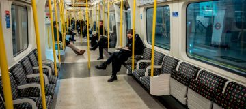 TfL shuts 40 Tube stations as Londoners told 'don't travel' over coronavirus