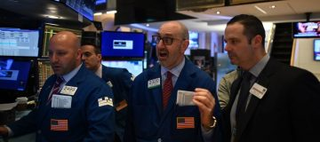 The New York Stock Exchange (NYSE) will temporarily close its trading floors and move fully to electronic trading from Monday,