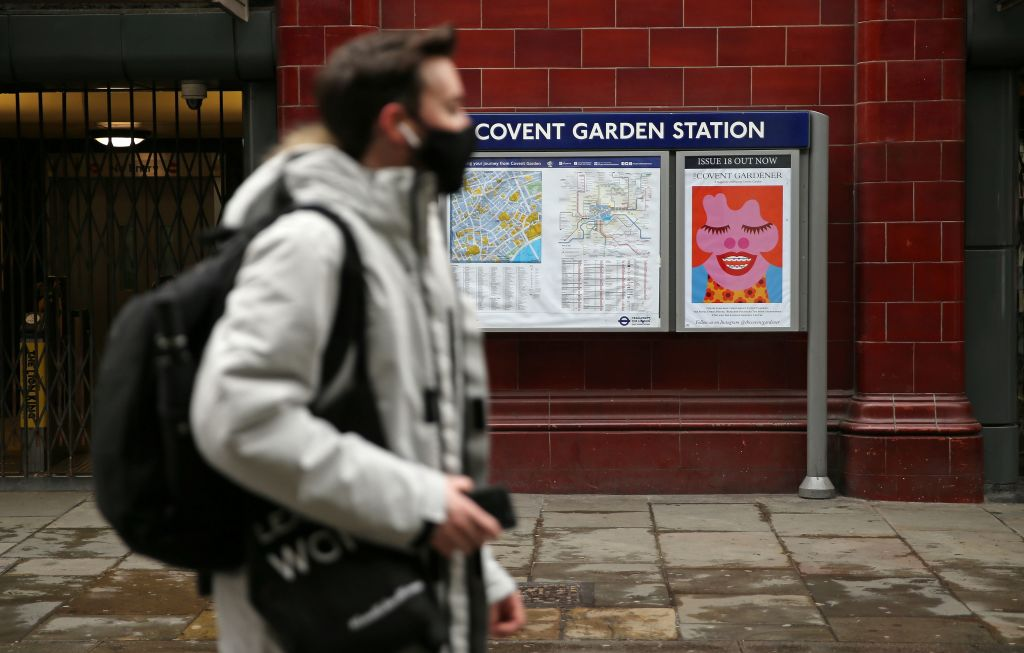Here are all the Tube stations closed under London coronavirus measures
