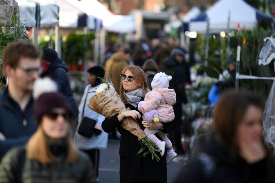 Coronavirus Columbia Road Flower Market Shuts Cityam