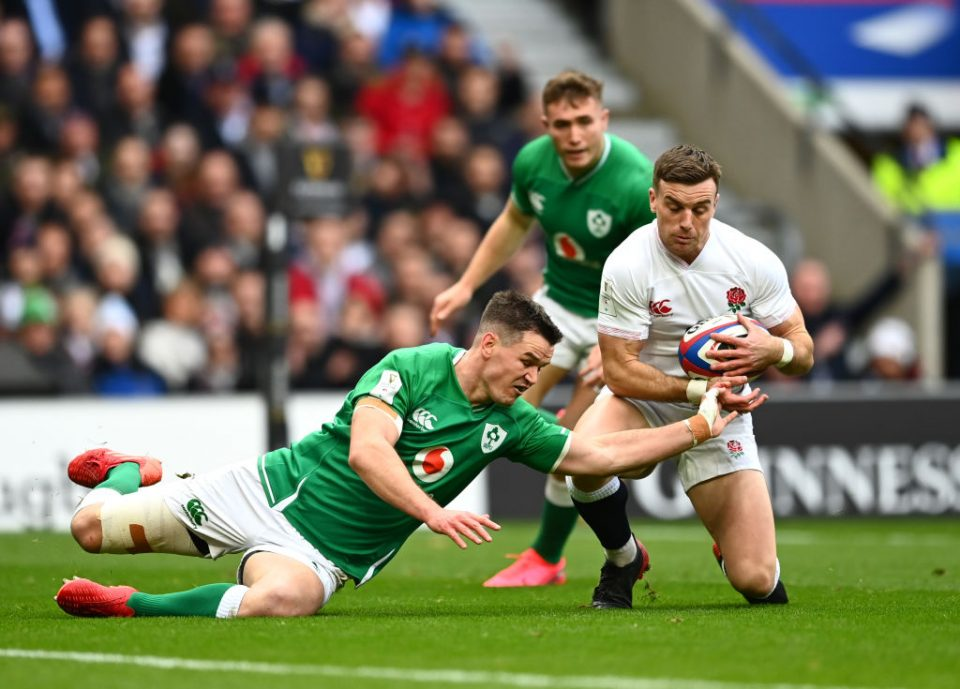 England v Ireland - Guinness Six Nations