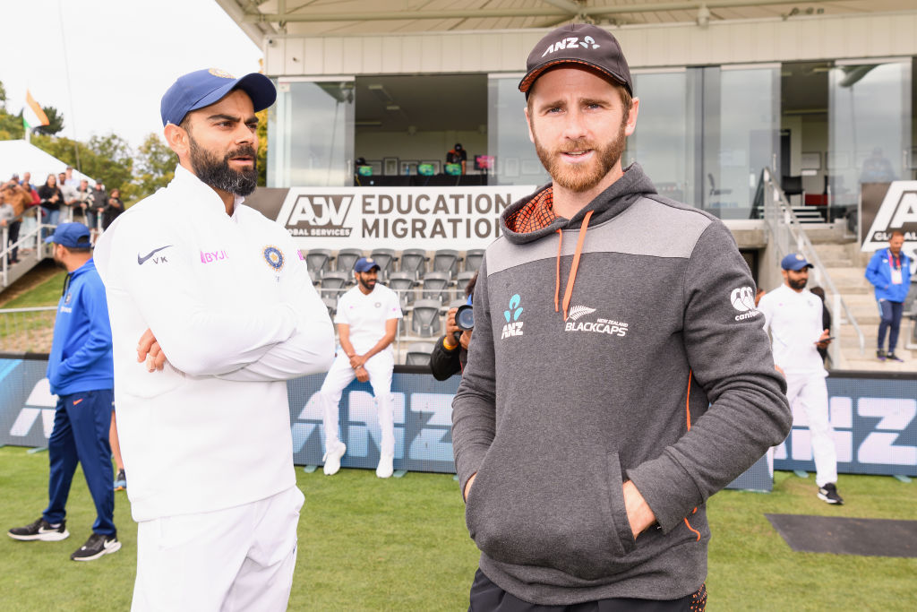 New Zealand v India - Second Test: Day 3