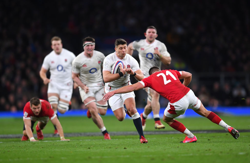 England v Wales - Guinness Six Nations